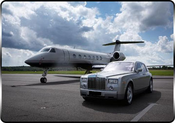 Rolls Royce Phantom Airport Transfer