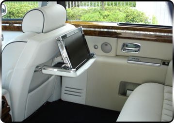 Rolls Royce Phantom Seating